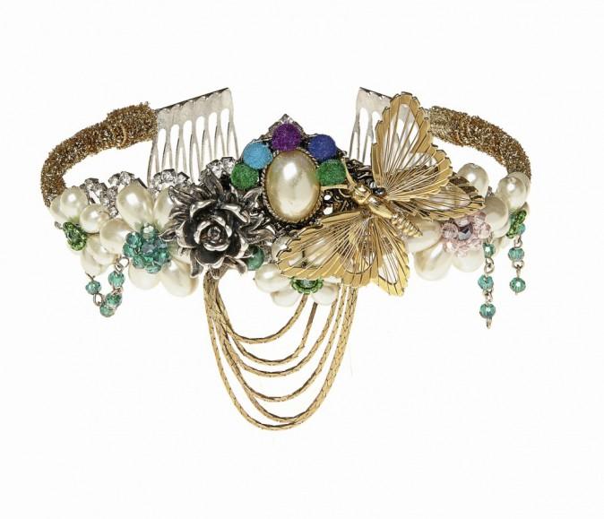 Couronne bijoux, Asos 57 €