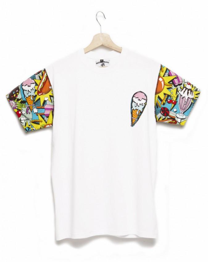 T-shirt Ice Cream, Smiling Paris 45 €