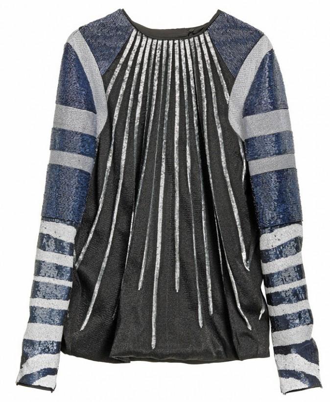 Top à sequins et paillettes, H&M Studio 199 €