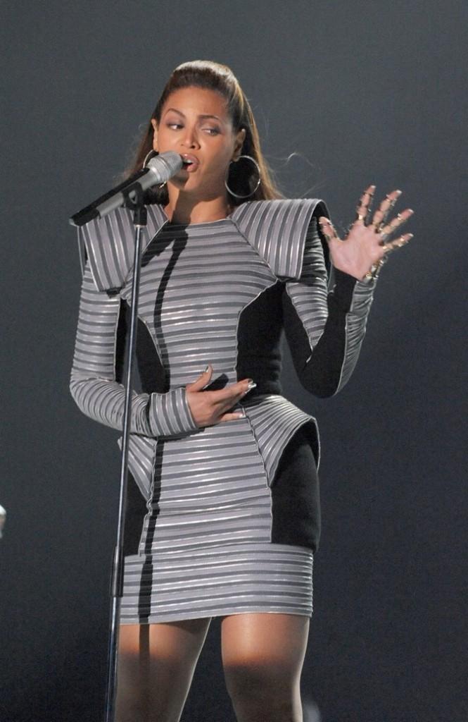 Beyonce prête pour jouer dans Star Trek