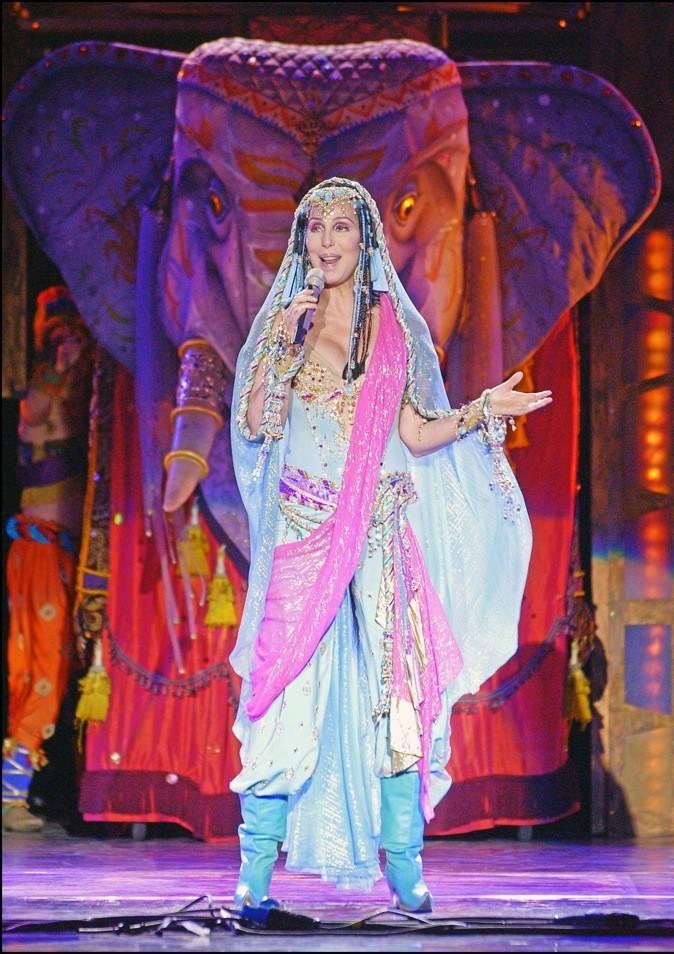Cher, la princesse des Indes