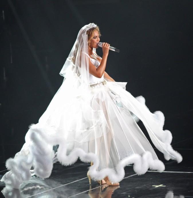 Vous aviez raté le mariage de Beyonce et Jay Z, en voici un extrait
