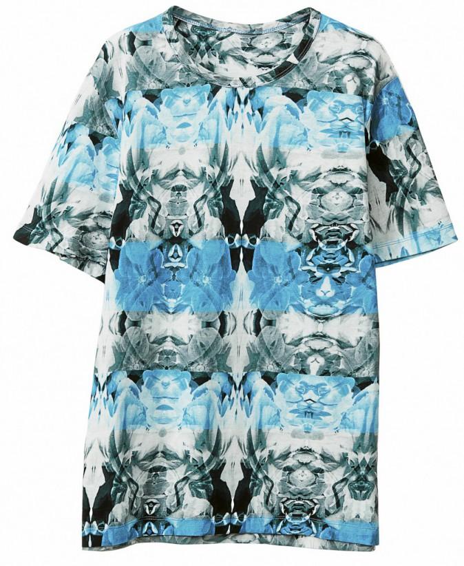 T-shirt en coton, H&M, 20€