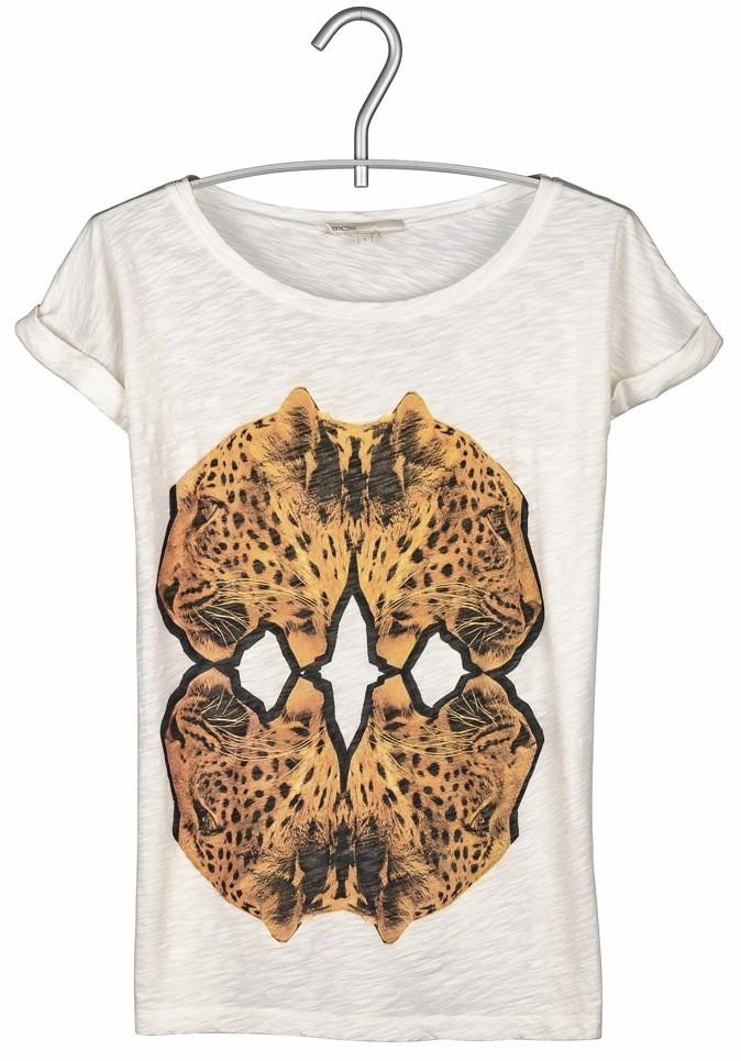 T-shirt en coton, Maje 75 € soldé 37 €