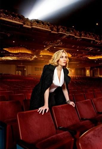 Kate Winslet pour St. John : une actrice talentueuse !