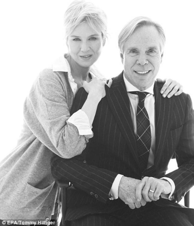 Renée zelleweger et Tommy Hilfiger : une collaboration en or !