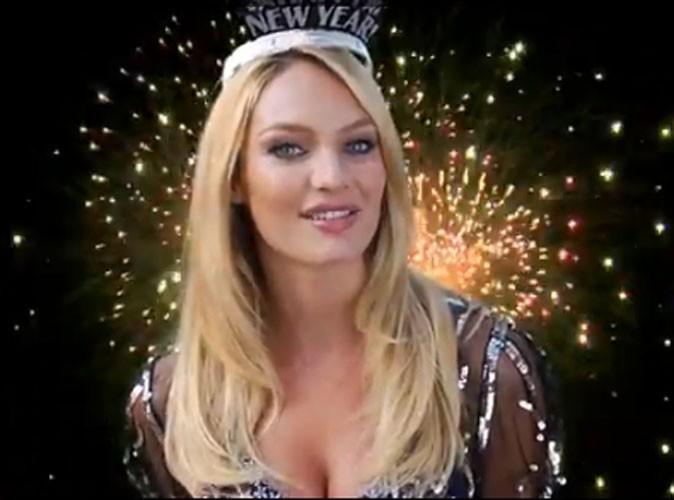 Happy New Year de la part de Victoria's Secret