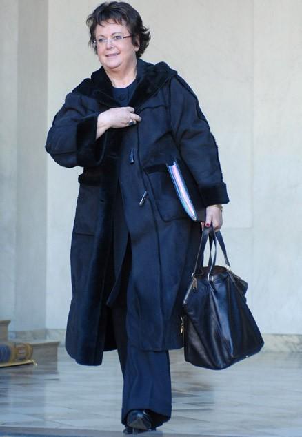 Que pensez-vous du sac de Christine Boutin ?