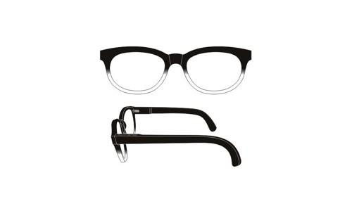 Collection de lunettes des soeurs Olsen : le modèle Spring !