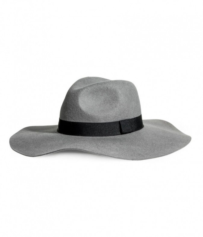 Prescription : back to basics avec le chapeau mou, H&M,17,95 €