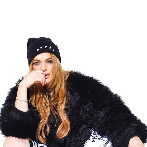 Mode : Lindsay Lohen : après sa cure de désintox, elle se lance dans le prêt à porter !