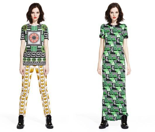 Mode : M.I.A. crée des contrefaçons pour Versace, Donatella adore !