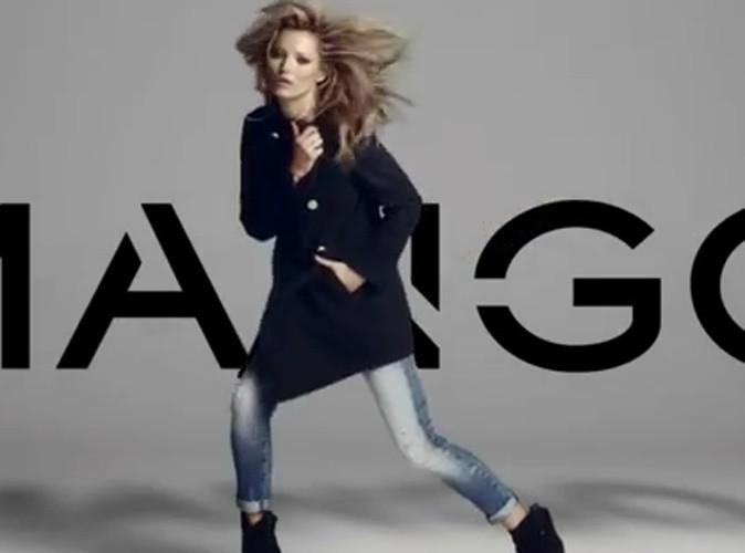 Mode : Mango dévoile les dessous du shooting de Kate Moss !
