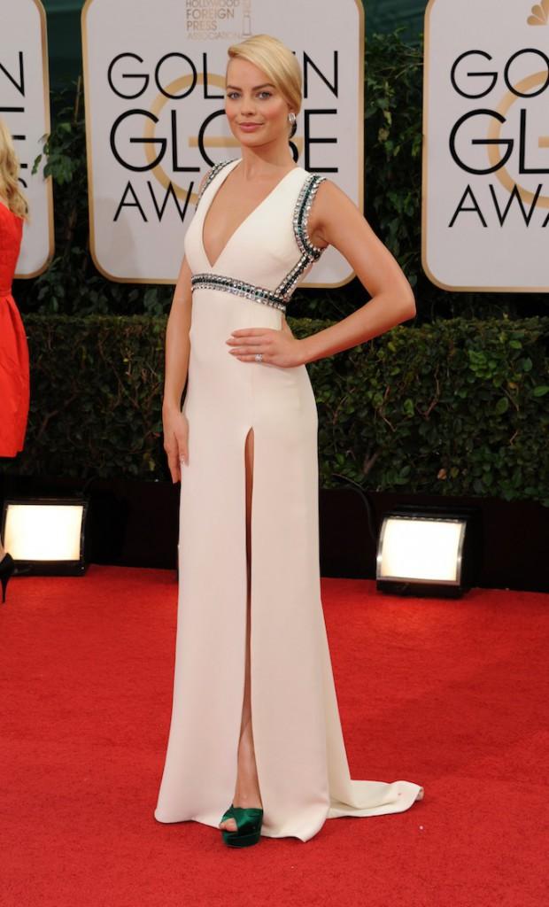 Découvrez le CV fashion de Margot Robbie !