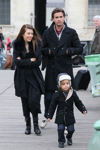 Mason et ses parents!