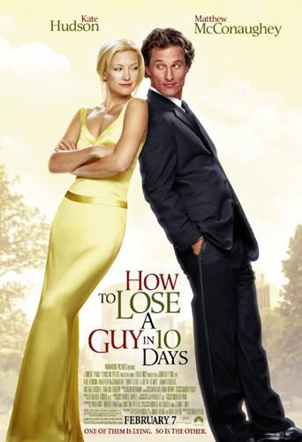 Matthew McConaughey dans Comment se faire larguer en 10 leçons !