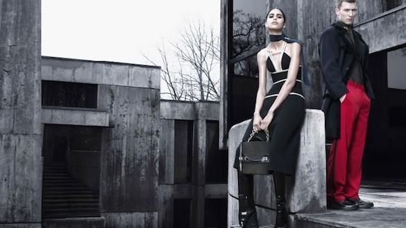 Mica Arganaraz : nouvelle star de la collection automne/hiver de Prada !
