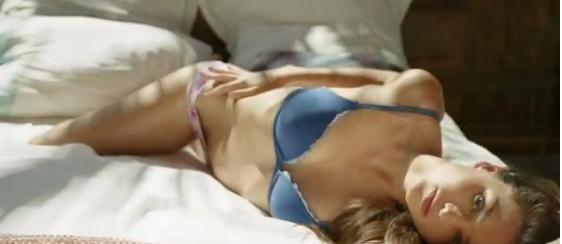 Miranda Kerr pour Victoria's Secret collection coton , été 2012
