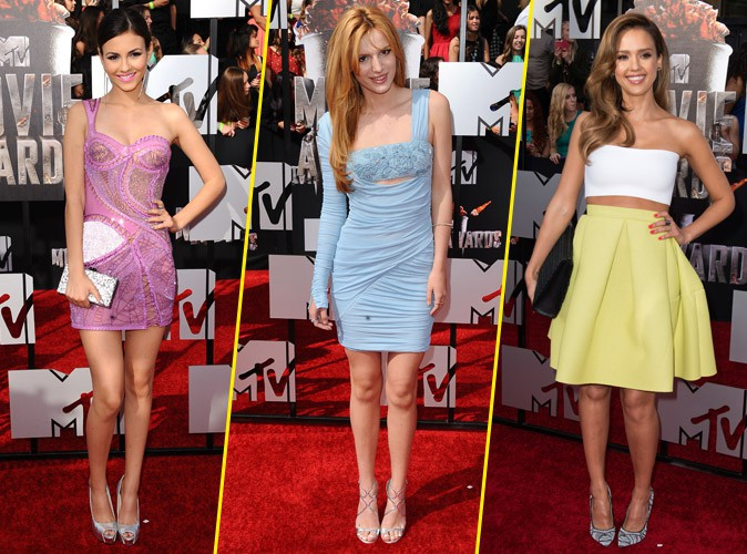 Mode : MTV Movie Awards : Les 10 looks qui ont retenu notre attention !