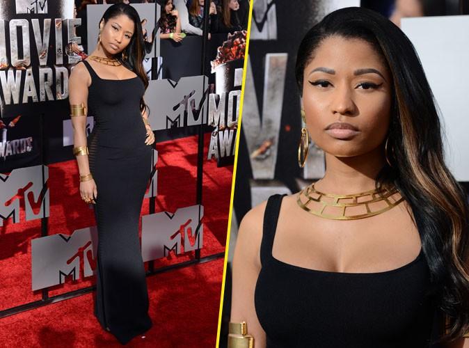Nicki Minaj, élégante comme jamais !