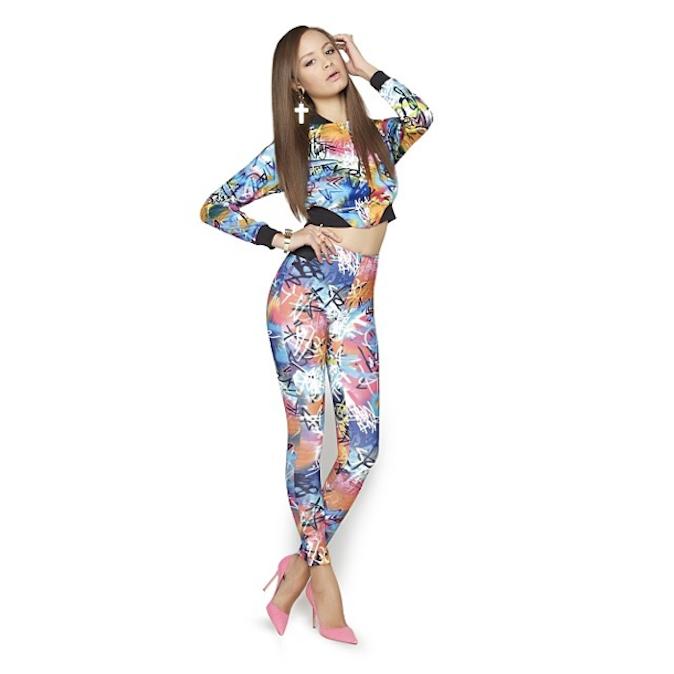 La collection printemps-été 2014 de Nicki Minaj sur Instagram !
