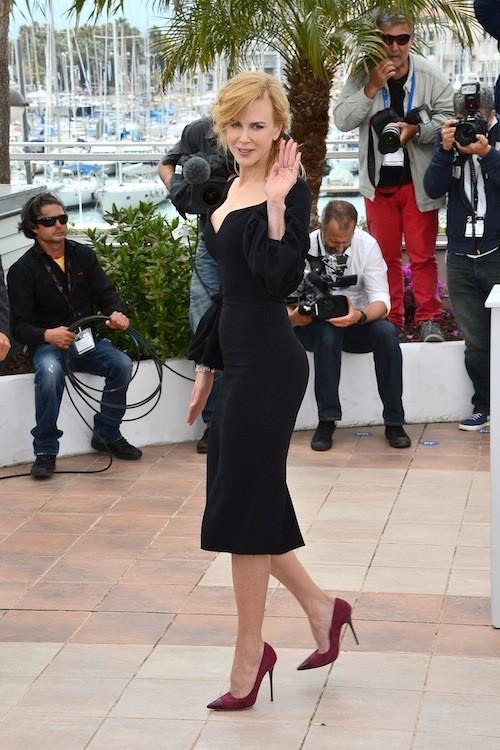 "Nicole Kidman porte le modèle ""Award"""