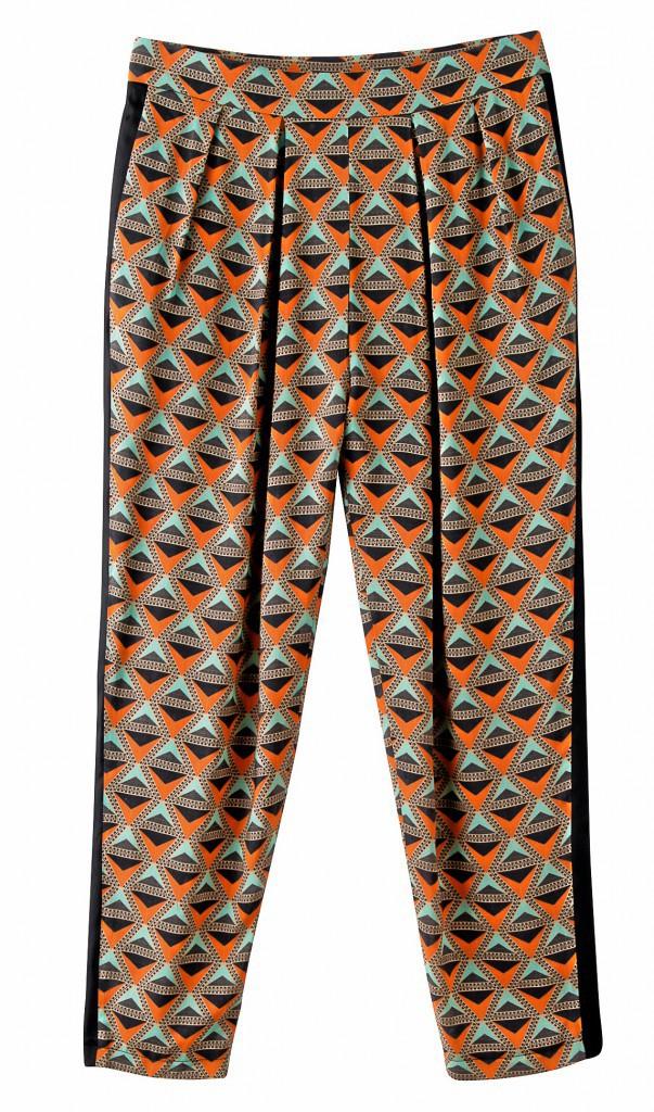 Le pantalon de pyjama
