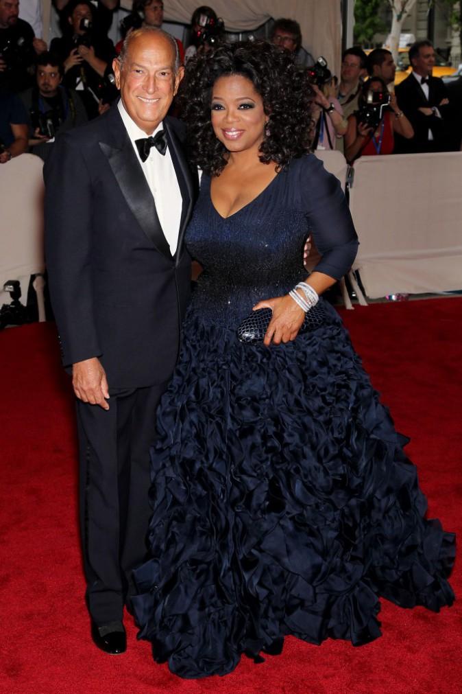 Oscar de la Renta et Oprah Winfrey