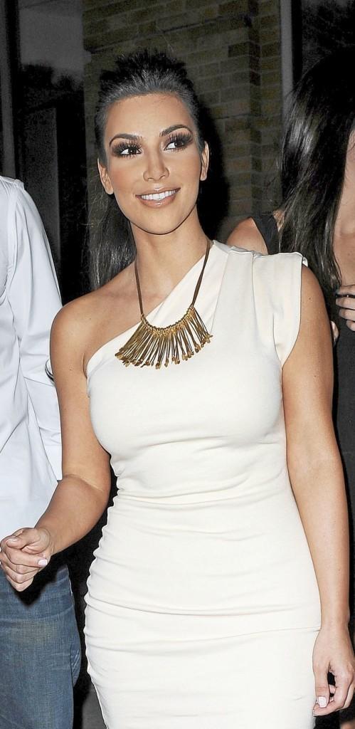 La jolie Kim Kardashian !