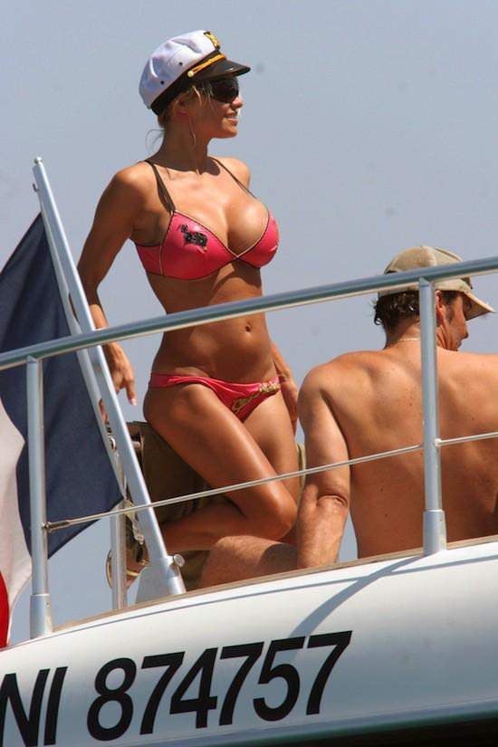 Pamela Anderson en 2006