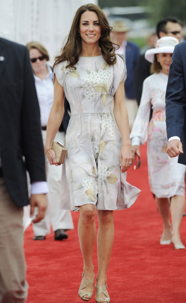 Kate Middleton est numéro 7 selon le magazine People !