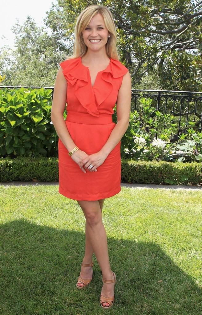 """Reese Witherspoon est : """"l'américaine classique !"""""""