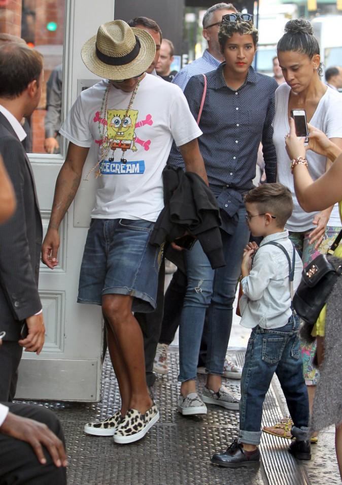"""Pharrell Williams Son Mode: pharrell williams: """"je"""