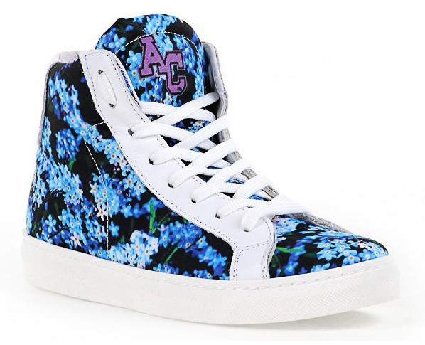 Sneakers montantes, American College 89 €
