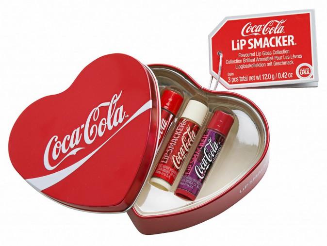 Coffret de baumes à lèvres, Lip Smacker 7,90€