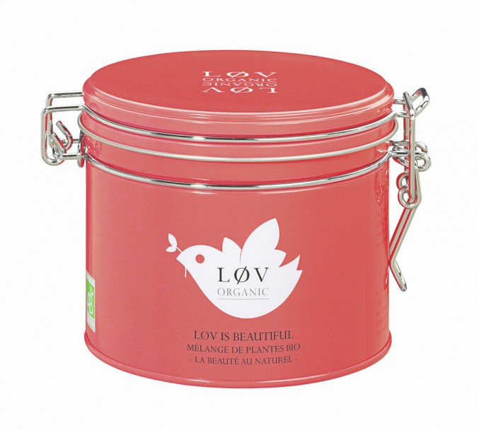 Mélange de plantes, Lov is Beautiful, LØV Organic 12,80 €