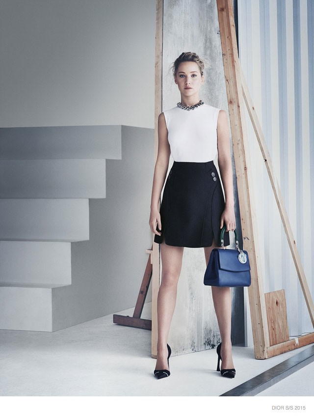 Mode : Photos : Jennifer Lawrence : sa campagne Be Dior entièrement dévoilée !