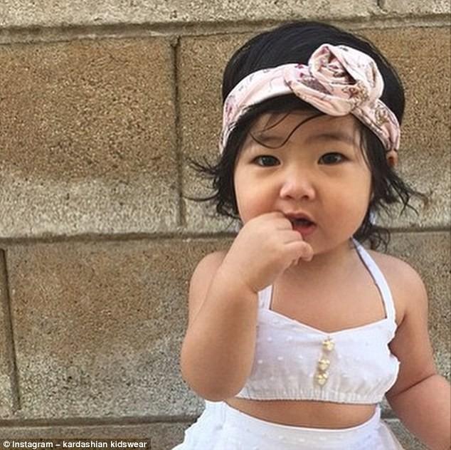 Mode : Photos : Kardashian Kids : La nouvelle collection est dévoilée !