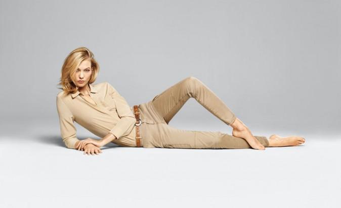 Mode : Photos : Karlie Kloss, stylée et chic aux côtés de Henrik Fallenuis pour Joe Fresh