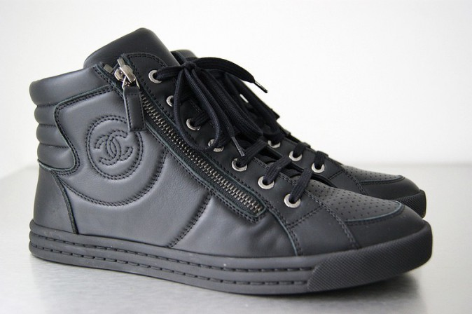 Lace Up High Top 1035€