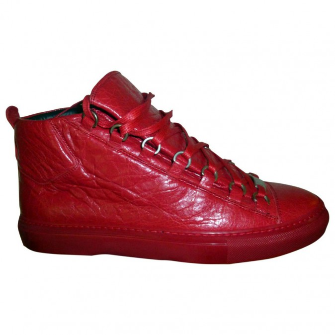 Red Arena High Top 480€