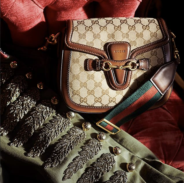 Mode : Photos : Lykke Li : Elle tourne dans un court-métrage signé Gucci !