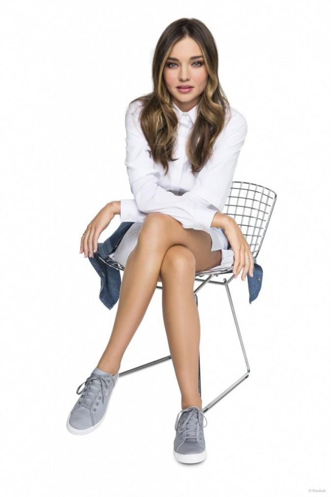 Mode : Photos : Miranda Kerr : l'égérie Reebok révèle comment faire pour être toujours au top !