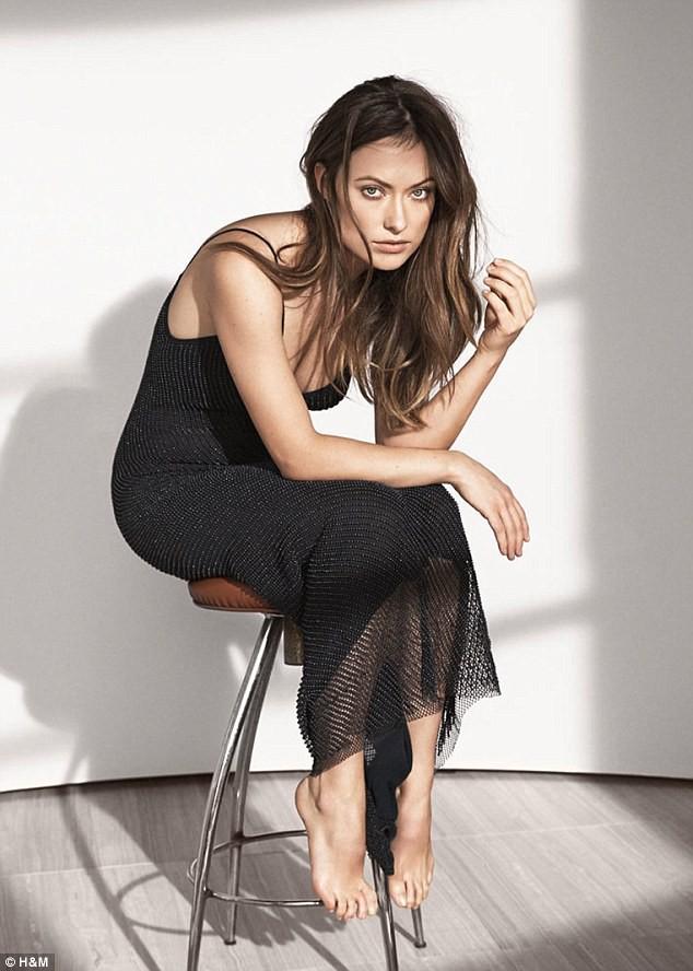 Mode : Photos : Olivia Wilde : Un star engagée pour H&M !