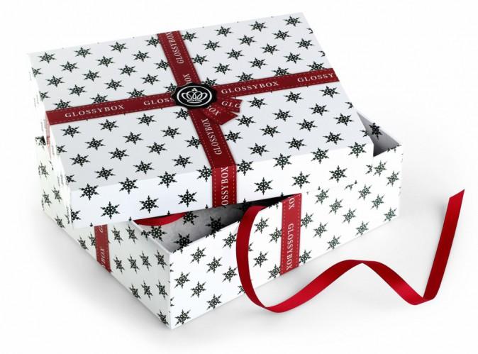 """Coffret Christmas """"Fêtes-vous belle"""", Glossybox 15,50 €/mois avec abonnement"""