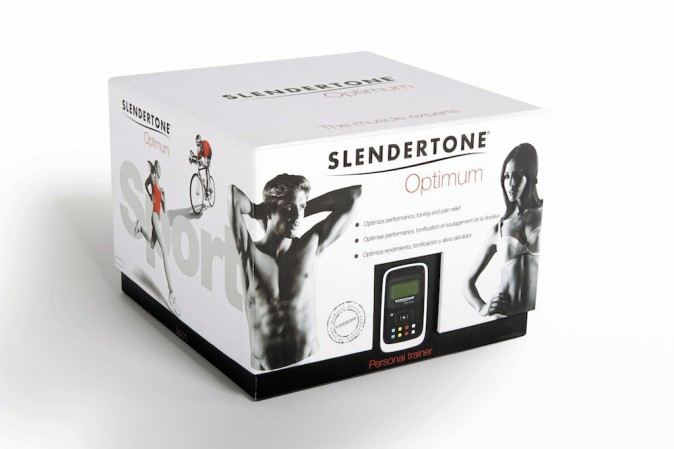 Électrostimulateur, Slendertone Optimum, Slendertone 349 €