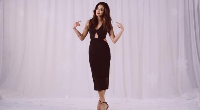 Mode : Photos : Trouvez la tenue idéale pour le réveillon avec Shay Mitchell !