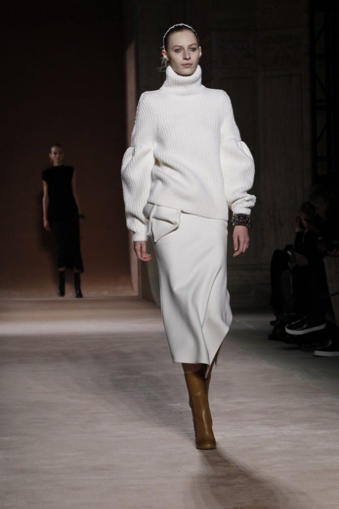 Mode : Photos : Victoria Beckham : Un catwalk sensationnel lors de la Fashion Week de New York !