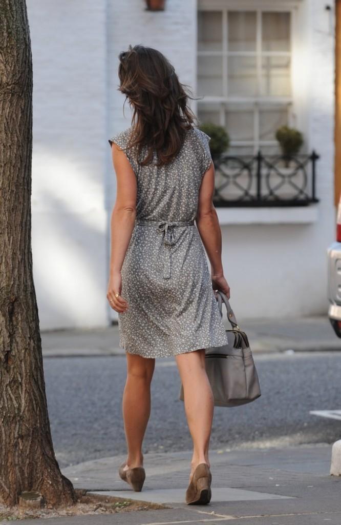 Mai 2011 : Pippa Middleton à Londres