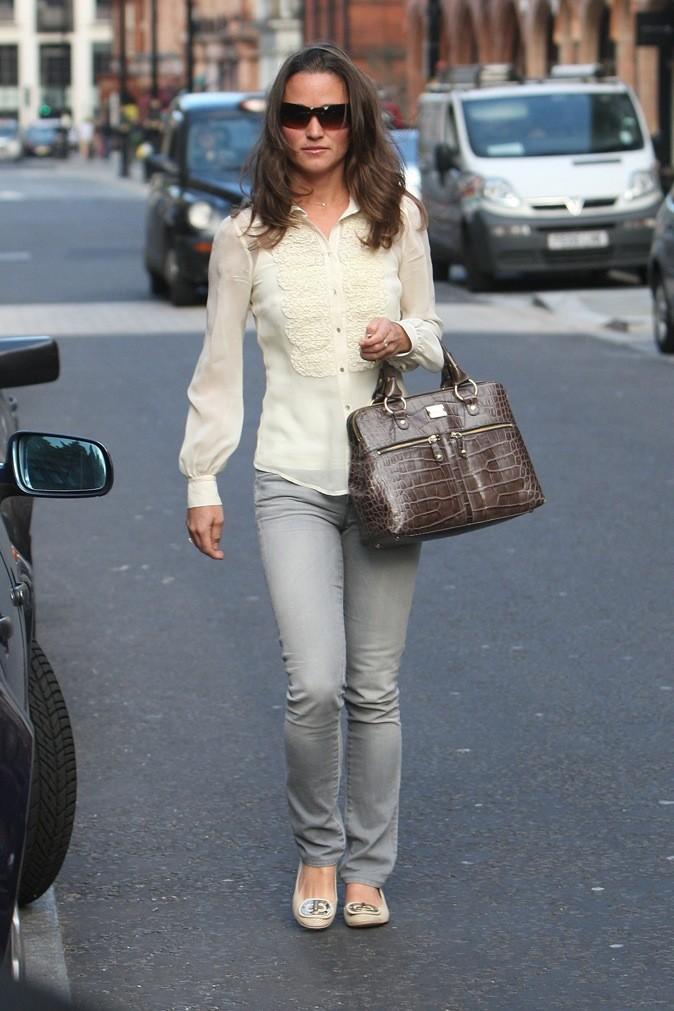 Septembre 2011 : Pippa Middleton à Londres